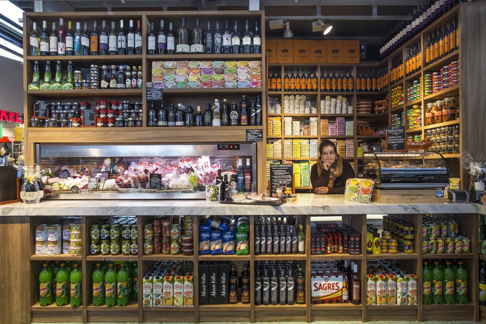 Adega, Markthal  Foto uit in het Rotterdams kookboek