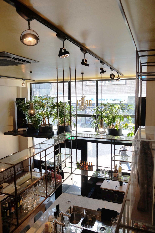 Restaurant Nooch Rotterdam Westewagenstraat 56 Lex De Gooijer Interiors 014