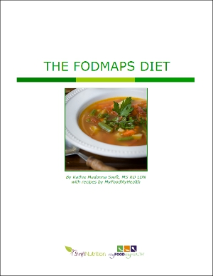 The FODMAPs Diet & Meal Plan