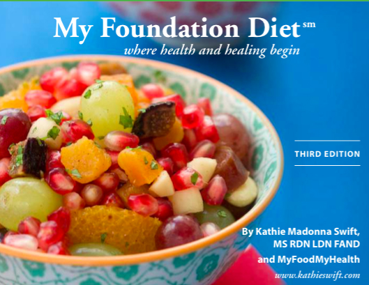 My Foundation Diet - Kathie Madonna Swift