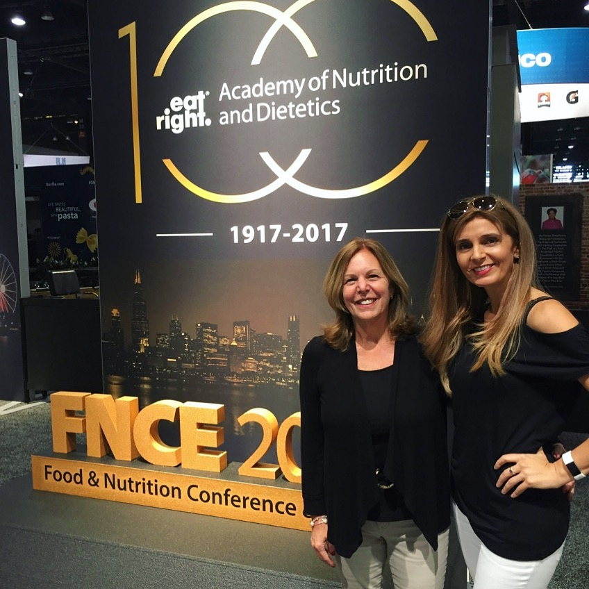 With my colleague and co-founder of  IFN Academy,  Dr. Sheila Dean