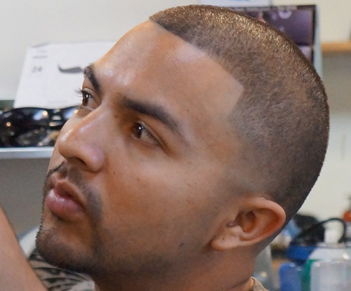 Haircut Margin : The Skin Taper? What is it? ? Freshly Faded Barber + Shop