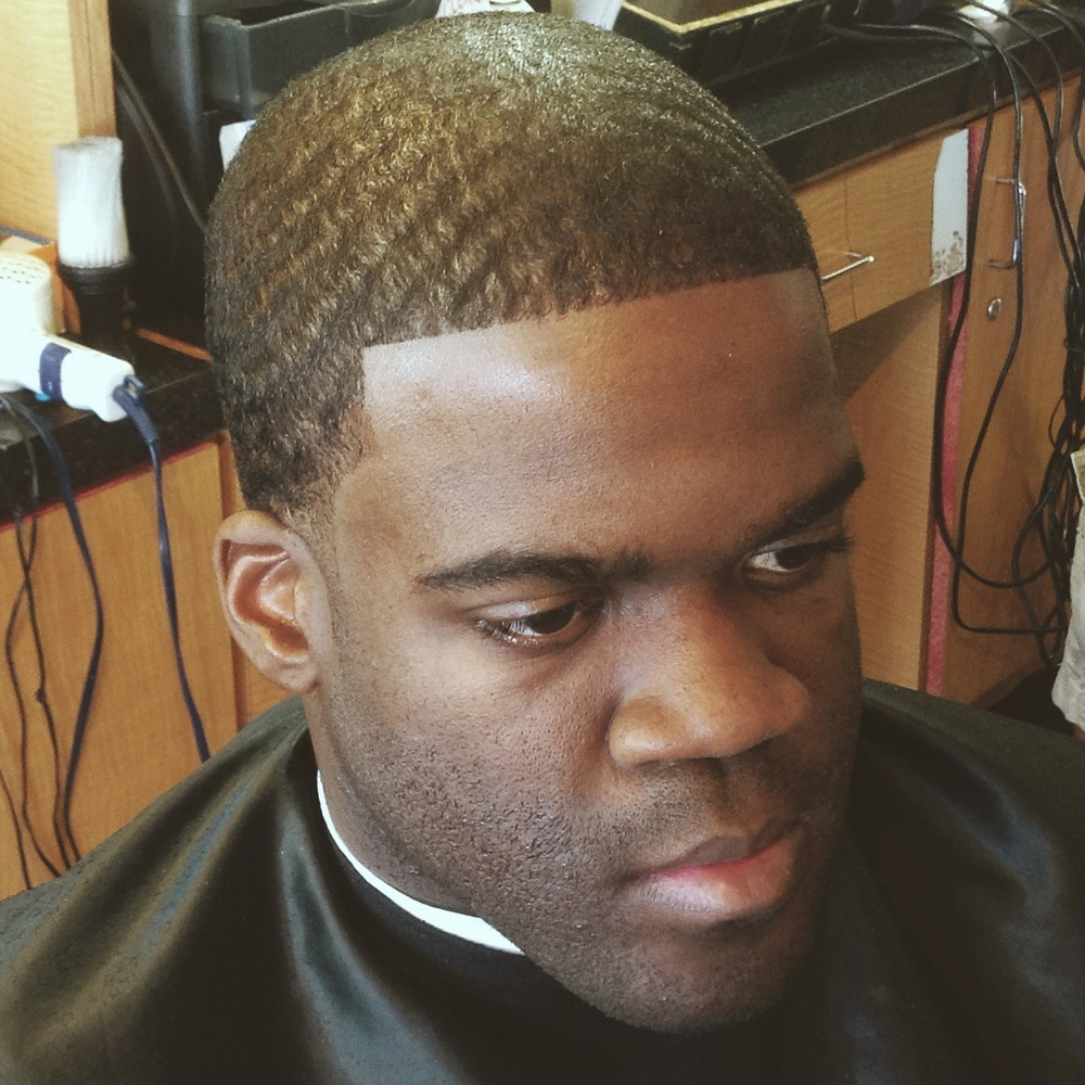 How To Get A Great Edge Up Freshly Faded Barber Shop