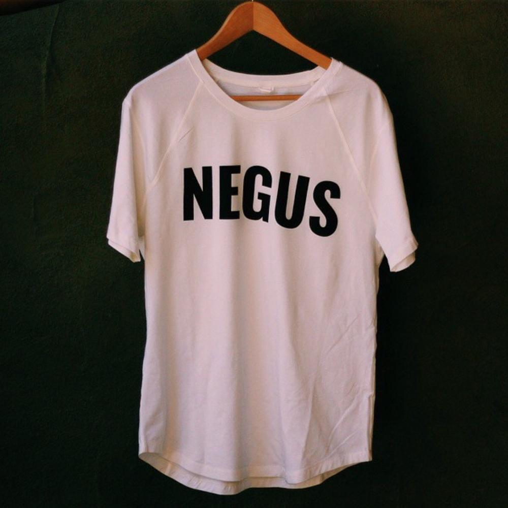 1 of 1 Cashmere Negus Shirt