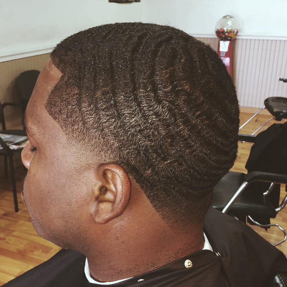 What Are 360 Waves And How To Get Them Freshly Faded Barber Shop