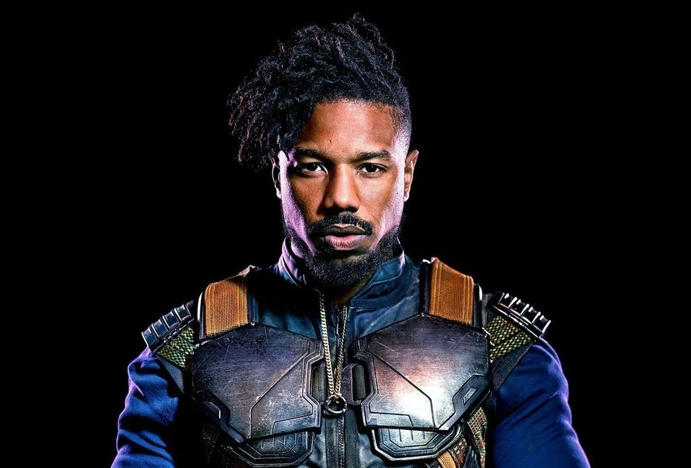 Michael B. Jordan as Erik Kilmonger