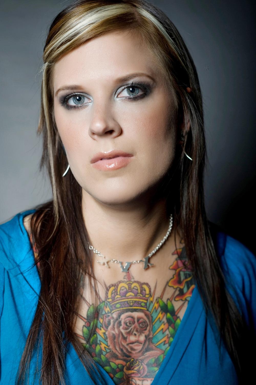Danielle Konya; image courtesy of Vegan Treats
