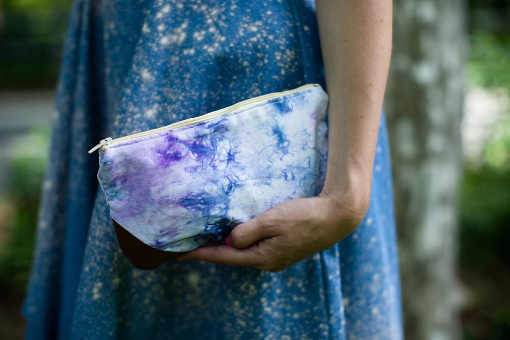 A spring '14 travel bag from Della; image by Dmitry Gudkov