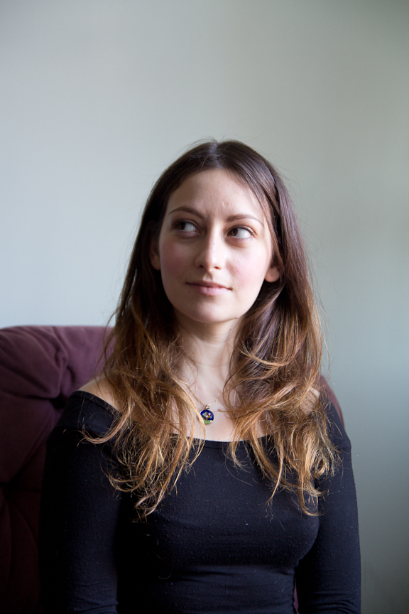 Miriam Feldman; image courtesy of model
