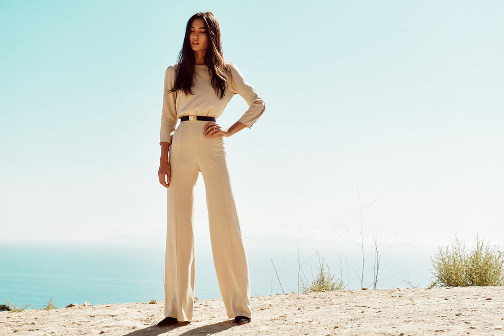 Panthera jumpsuit from animal behavior; allimagescourtesy of brand
