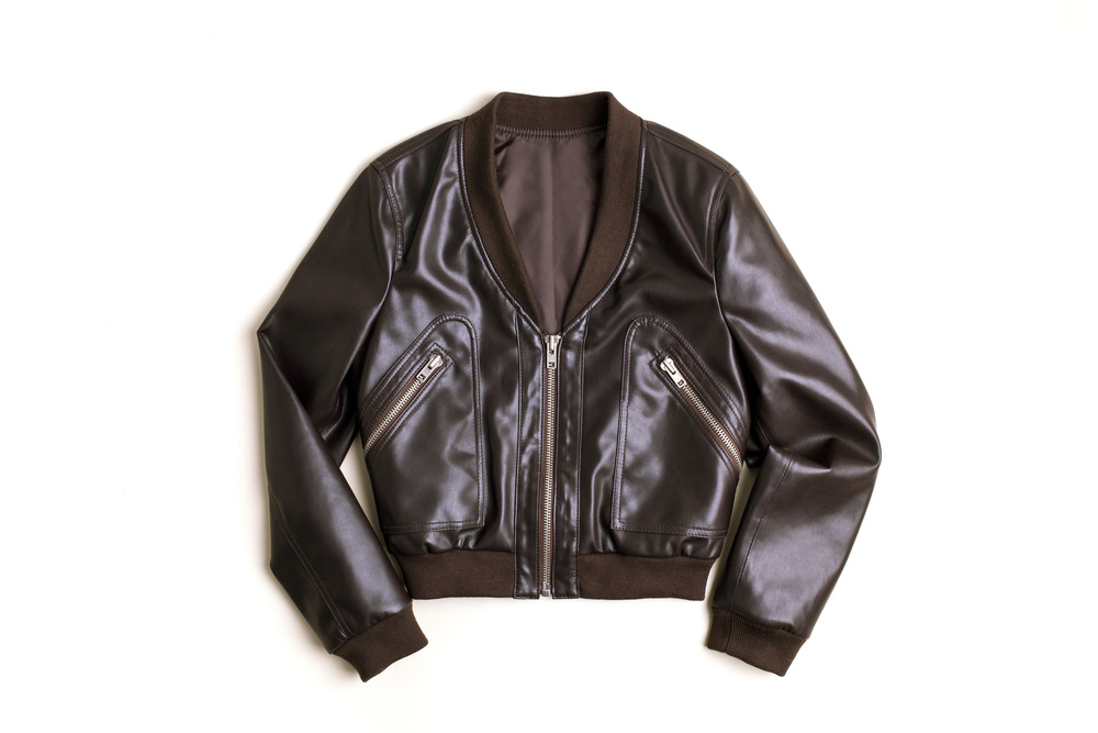The Olive Bomber from Cornelia Guest for Project Gravitas;image courtesy of brand
