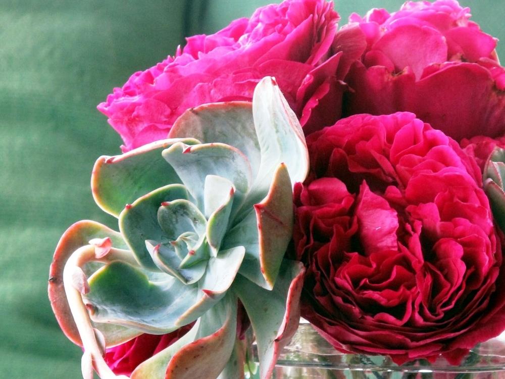 Debra Prinzing floral design for Slow Flowers; image courtesy of debra prinzing/flickr