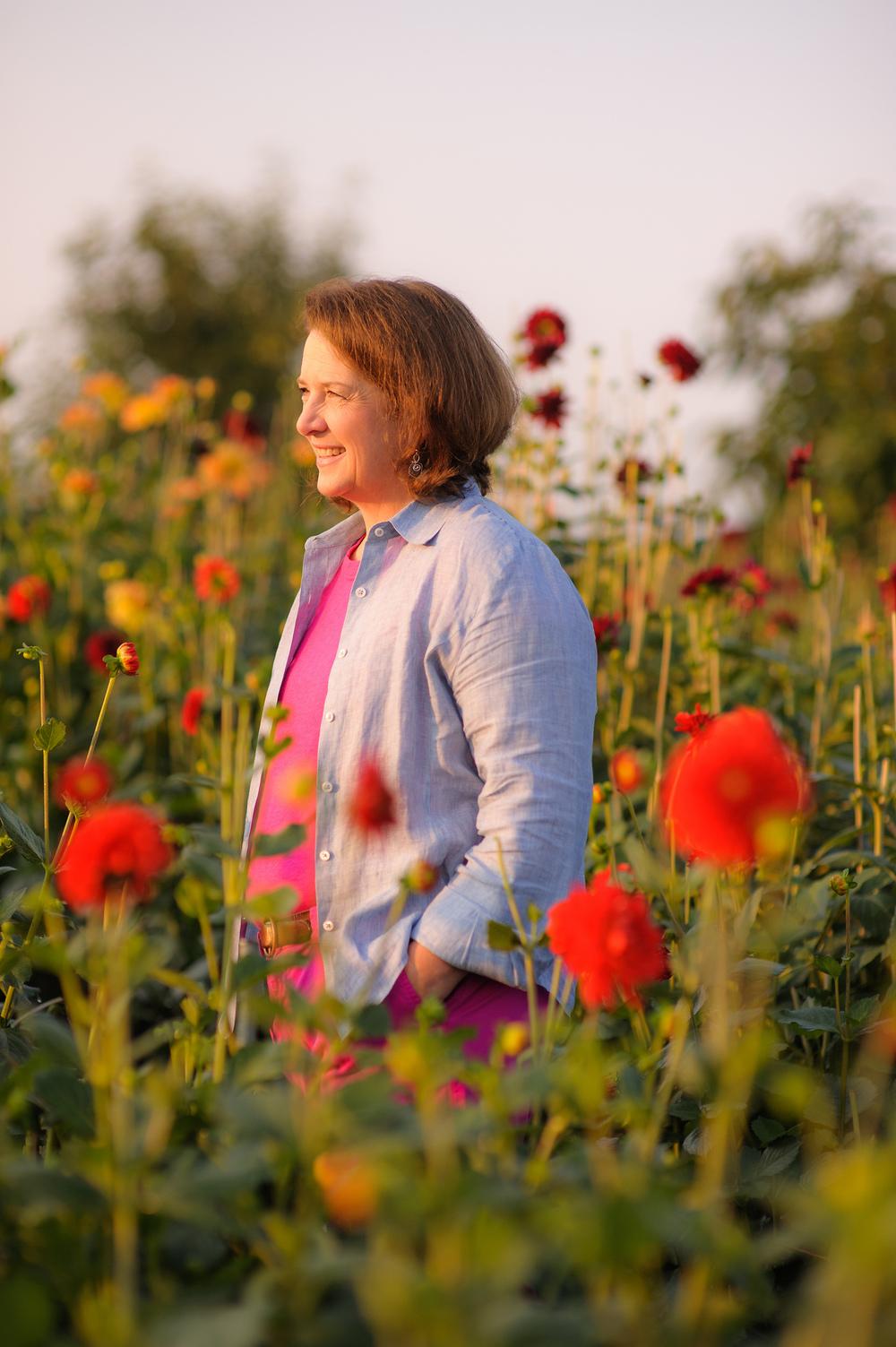 Debra Prinzing; image by Mary Grace Long