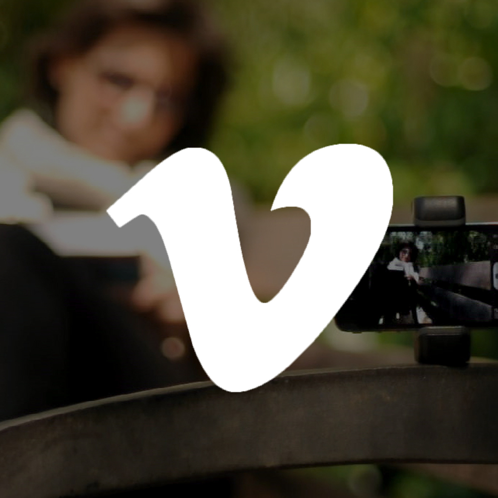Shoulderpod professional smartphone rig - Vimeo