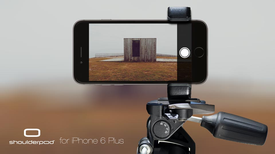 Tripod Mount holder for iPhone 6 Plus