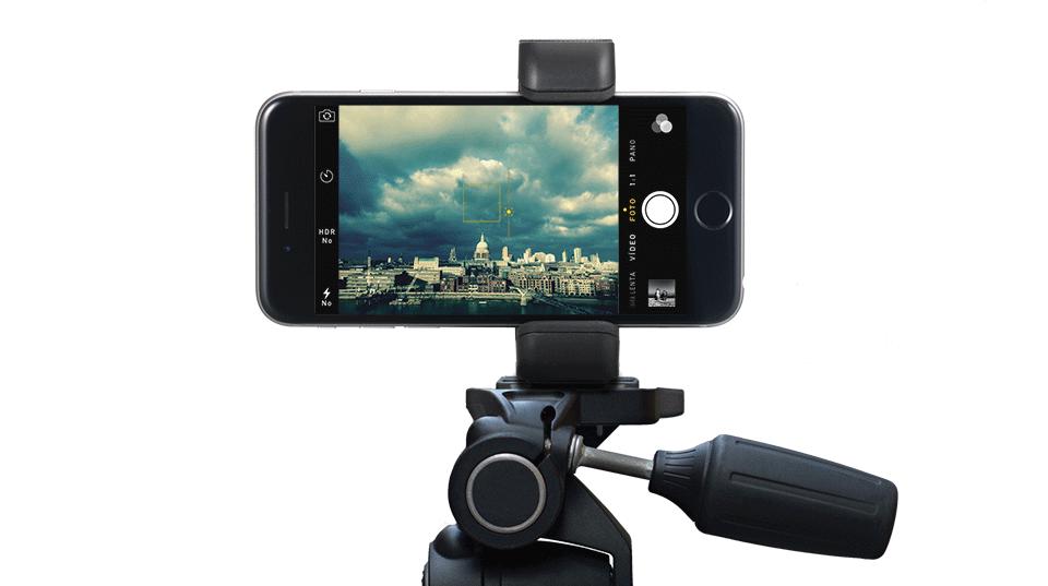 iPhone 6, 7 & Plus Tripod Mount Adapter
