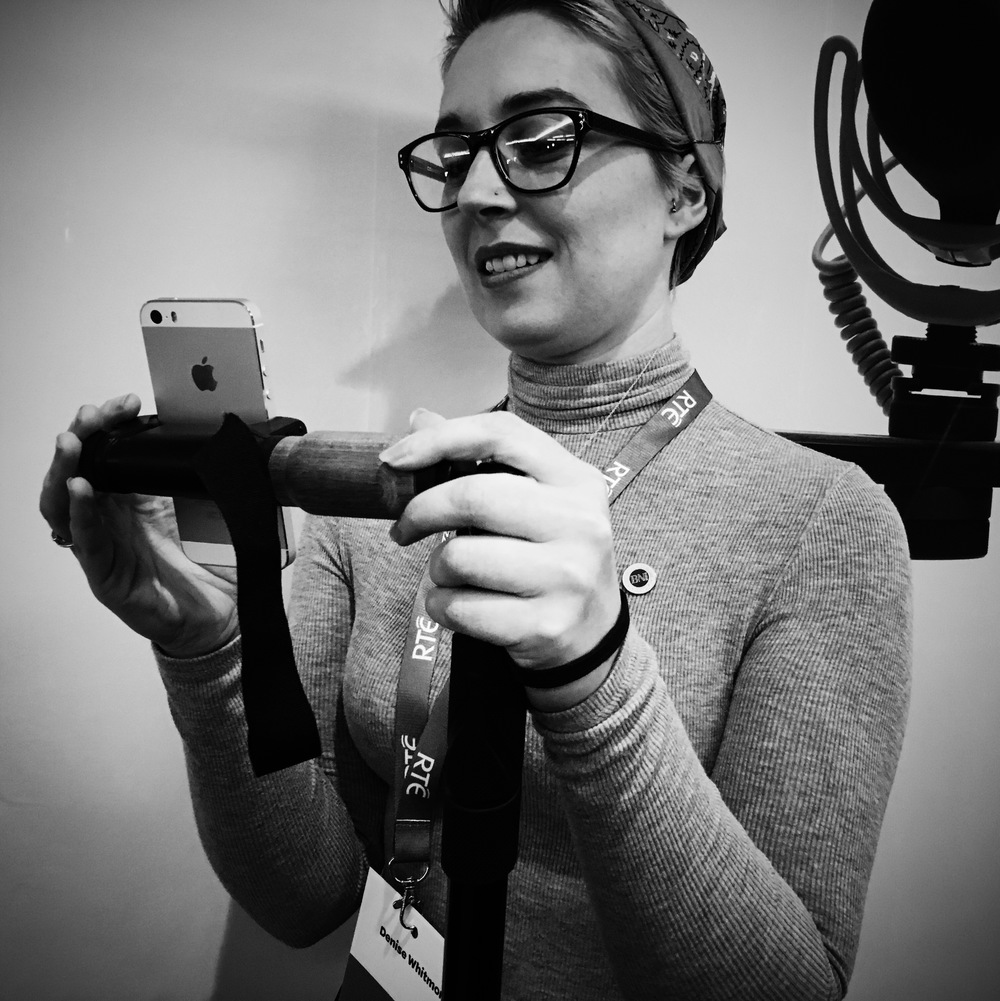 Blogging at MOJOCON 2016  - MOBILE JOURNALISM CONFERENCE DUBLIN - MOJO