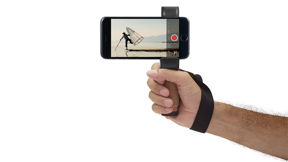 Shoulderpod S2 Handle Grip for iPhone