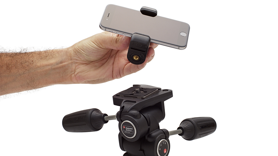 Shouldeprod S2 handle grip and Tripod mount for iphone