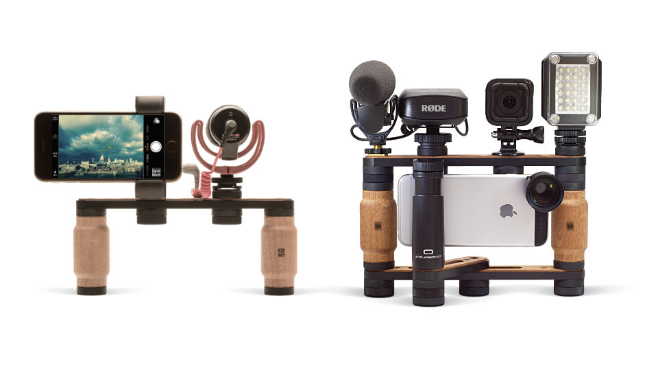 Shoulderpod X1 - professional rig for iPhone modular system
