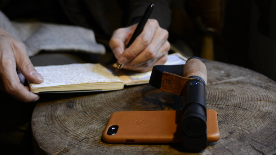 Shouldeprod S2 - handle grip for iphone