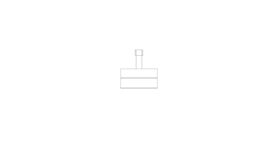 shoulderpod k1 - knob