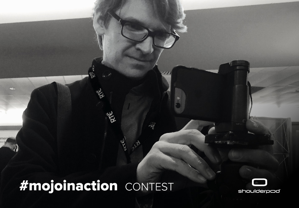 Shoulderpod - #mojoinaction contest Mojocon 2017
