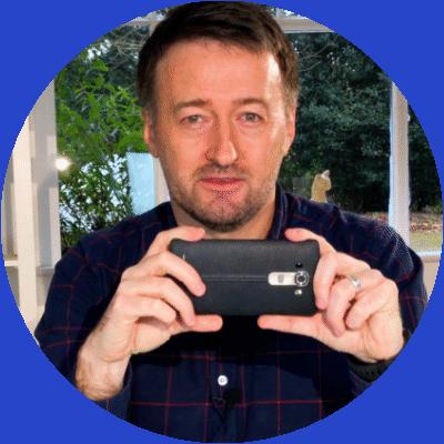 Mark Egan - Mojo Trainer - Mobile Journalism