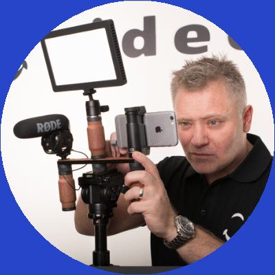 Thomas Martinsen - Videokursus - Mojo Trainer - Mobile Journalism