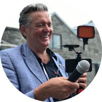 Rob Ffreijssen - Mobile Video trainer