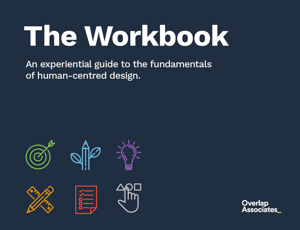 The Human-Centred Design Workbook