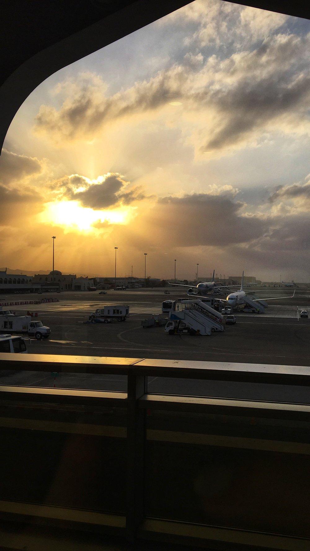 - Muscat International Airport