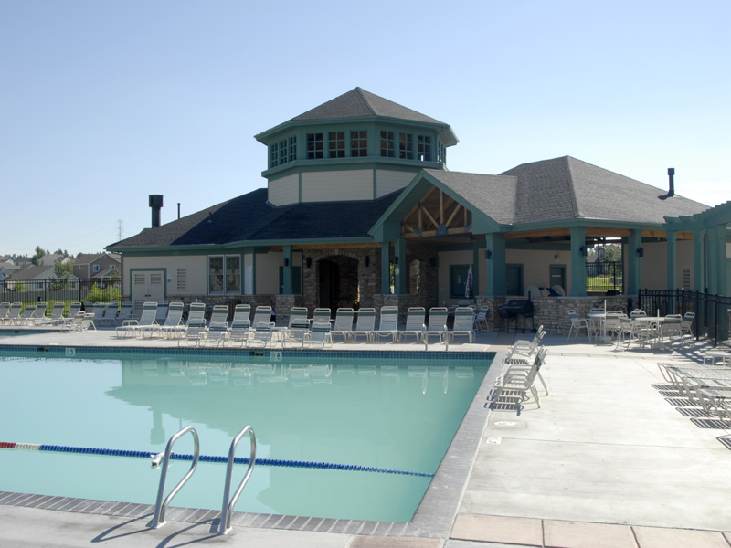 CANTERBERRY POOLHOUSE