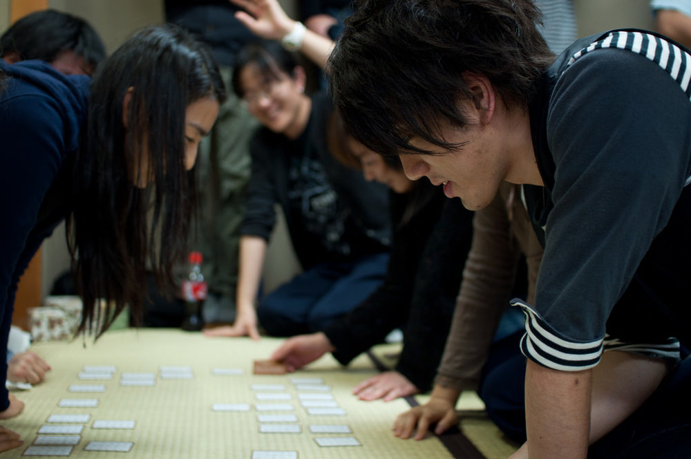 Players from 2011, photographed by Koichiro Ohba