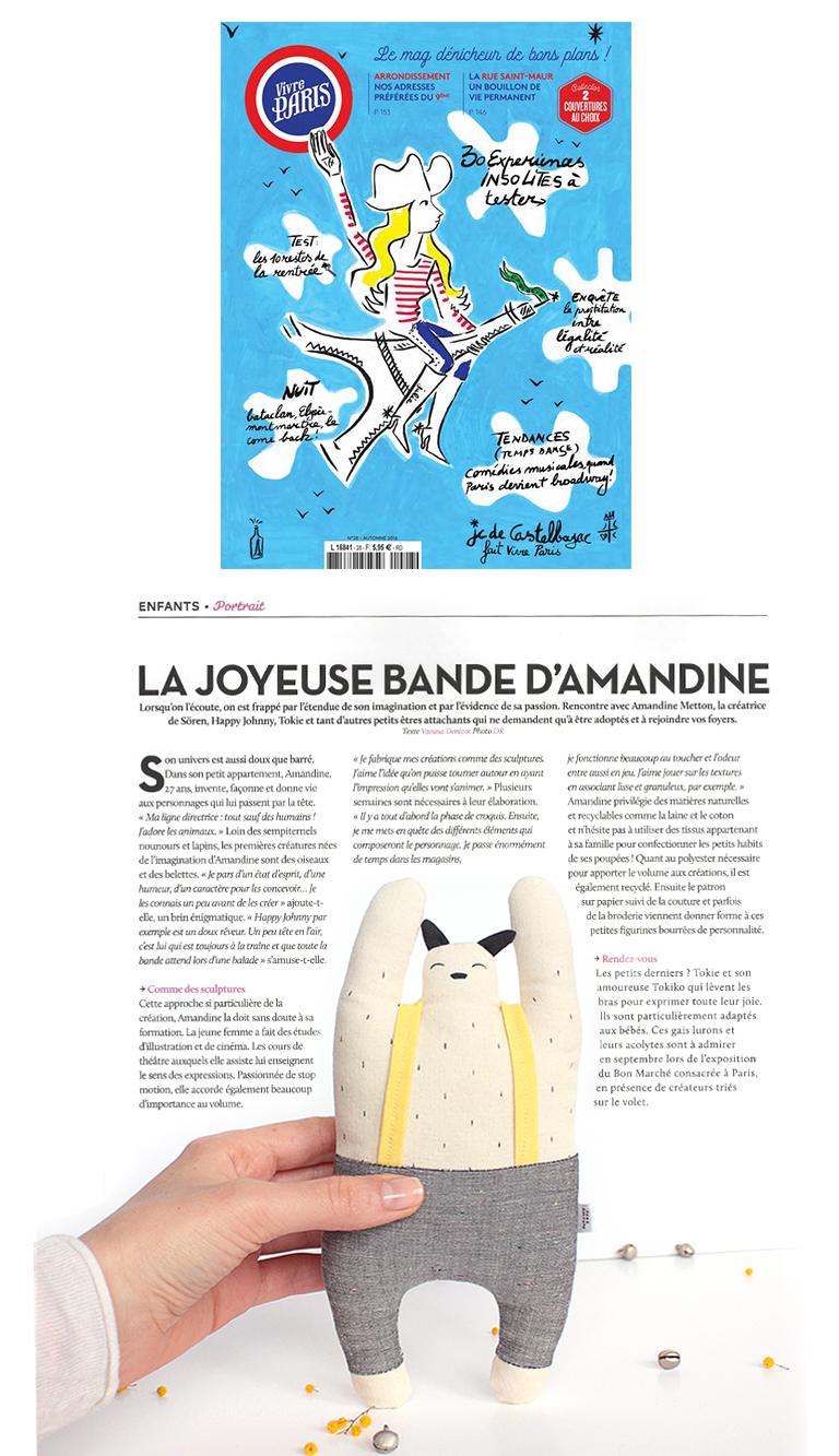 Vivre Paris - N°28