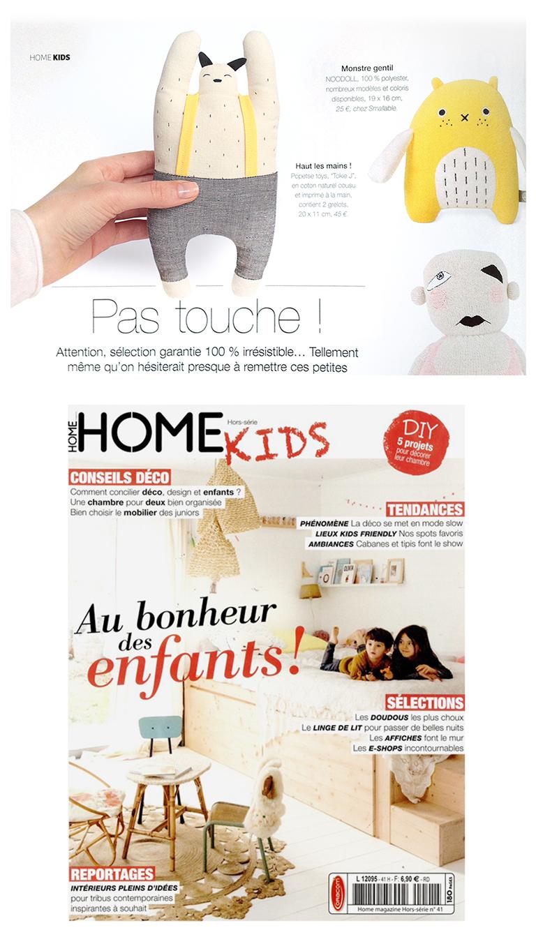 Home Magazine,Hors-série Kids N°41