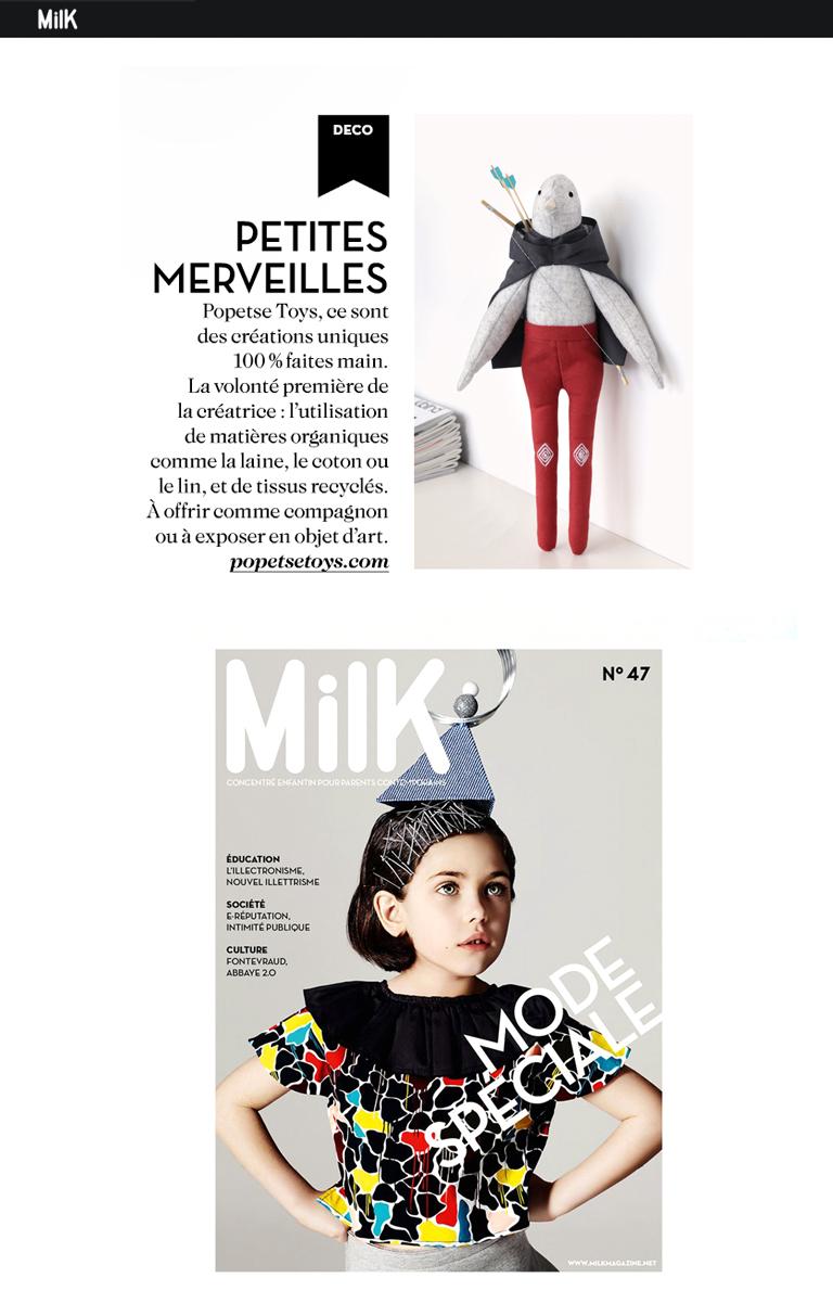 Milk Magazine N°47