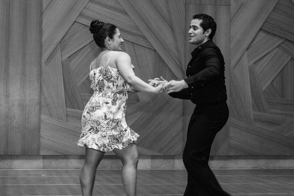 NIGHTCLUb dances - Hustle, Bachata, Salsa, Merengue