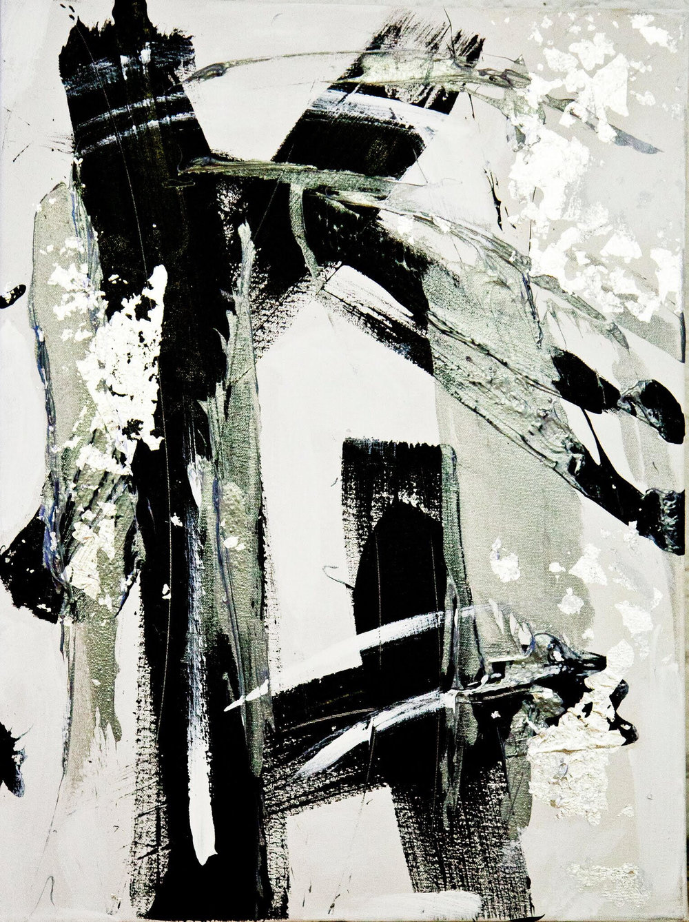 venice series / acrylic on canvas / 30 in. x 20 in.