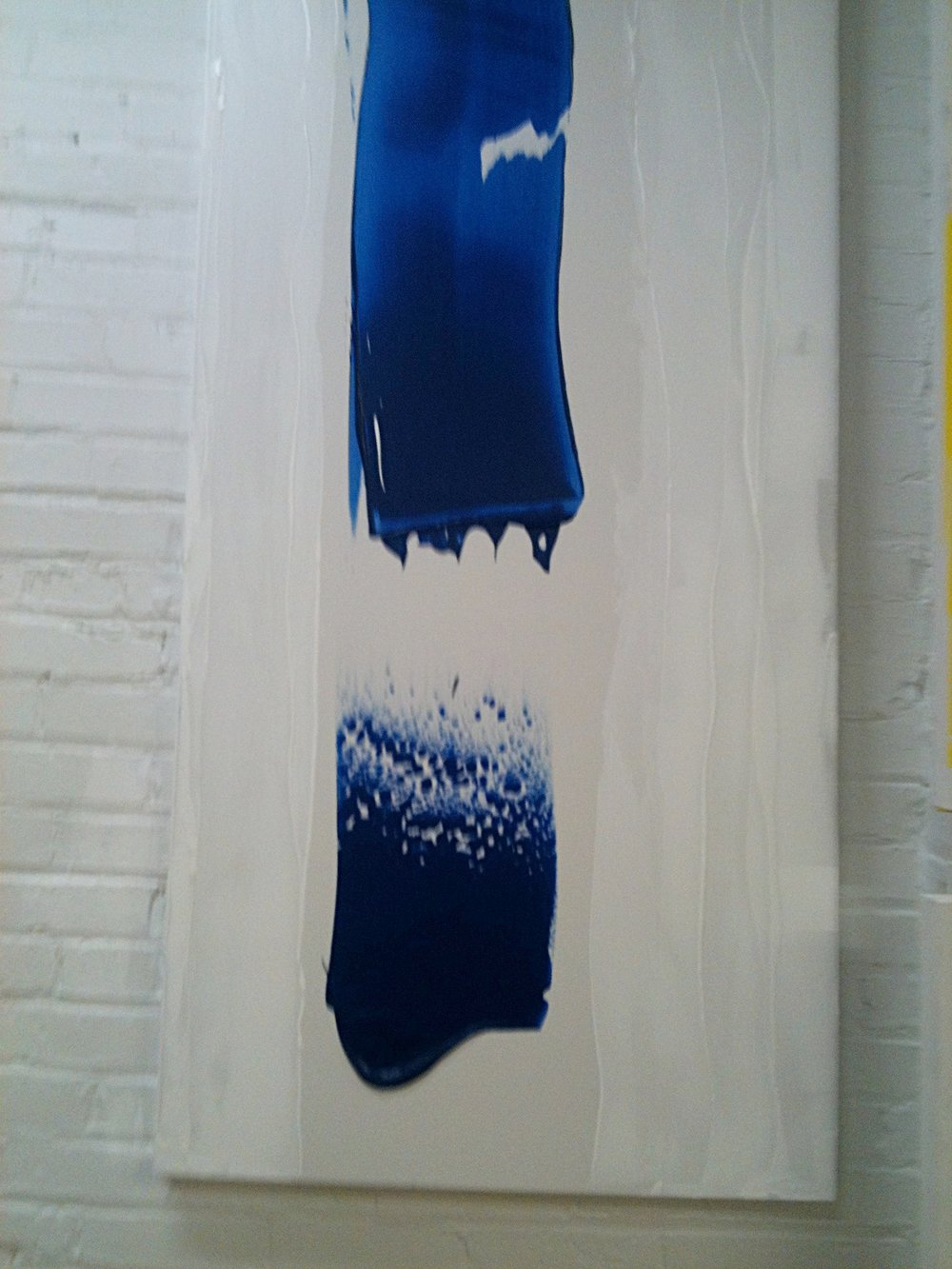 impetus series / acrylic on canvas / 60 in. x 40 in.