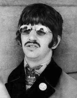 And Ringo wrote his first  song ! All by himself, too.