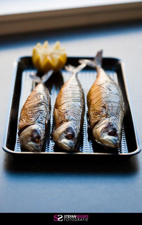gerookte makreel