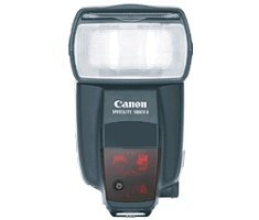 Canon 580 EX II