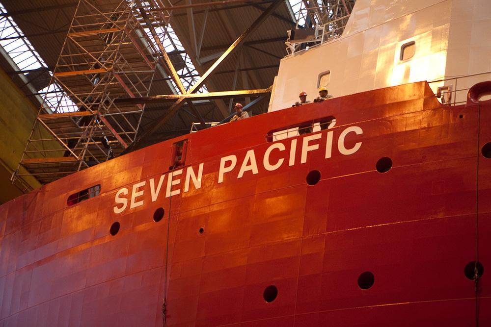 De Seven Pacific