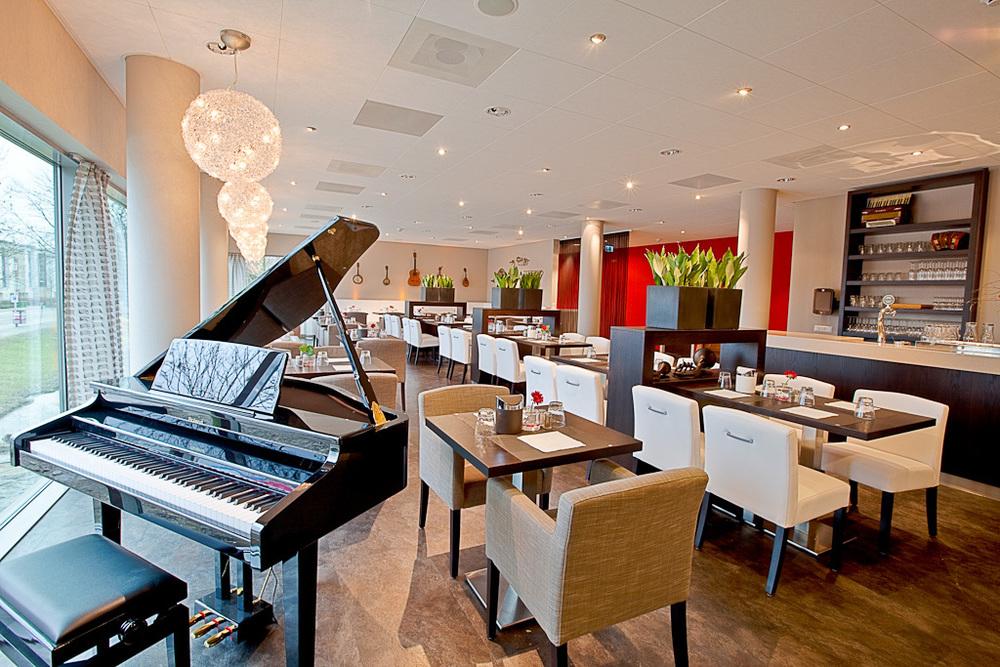 Hampshire Delft- restaurant