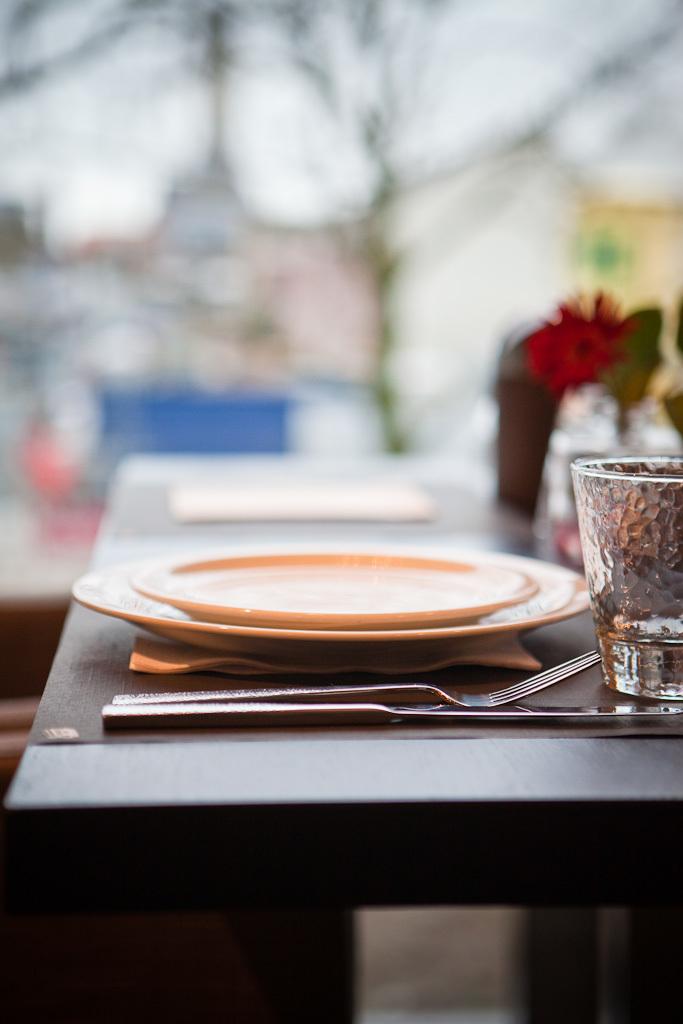 Hampshire Delft-tafel