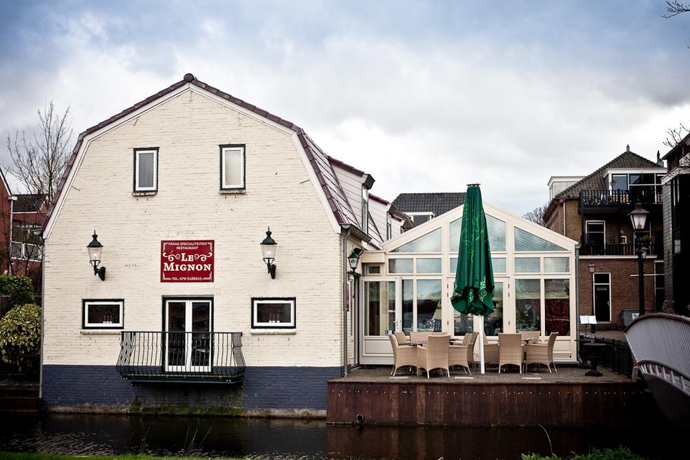 Restaurant Le Mignon - Zoetermeer