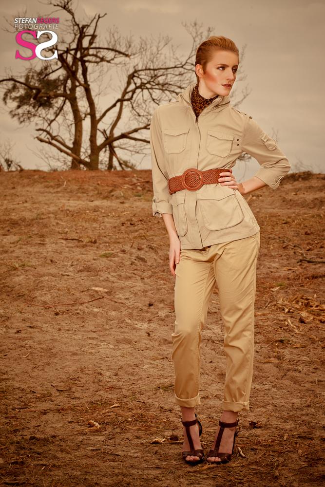 Kleding set 2 | Model: Majon | MUA: Magda | Stylist: Shaida