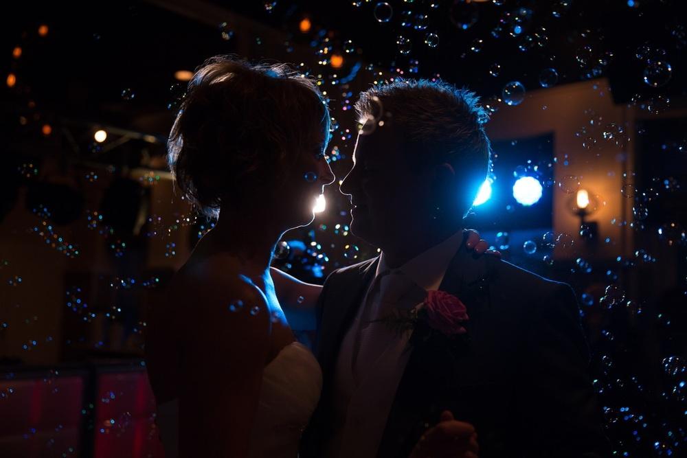 De bruiloft van Desiree en Marcel