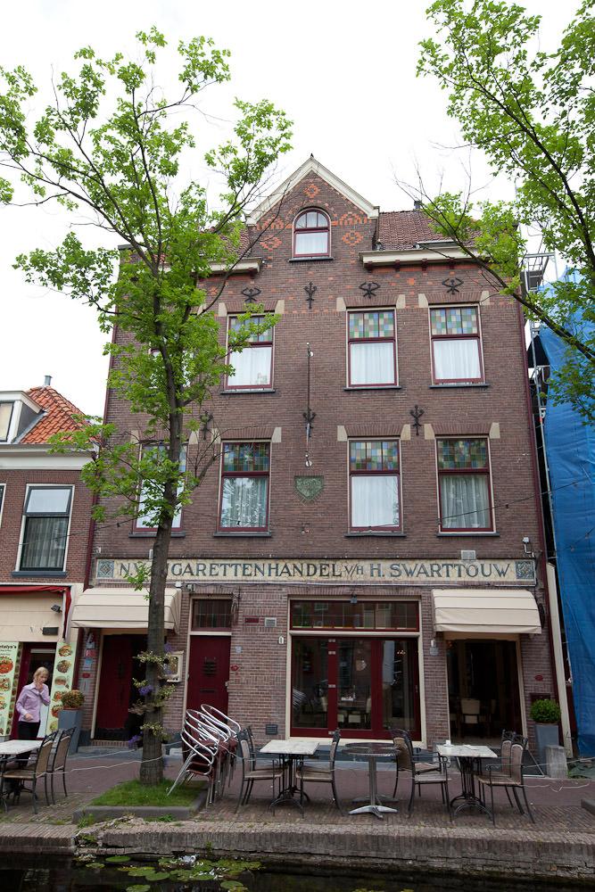 Hotel-vermeer